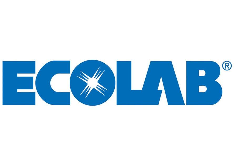 Notre partenaire Ecolab