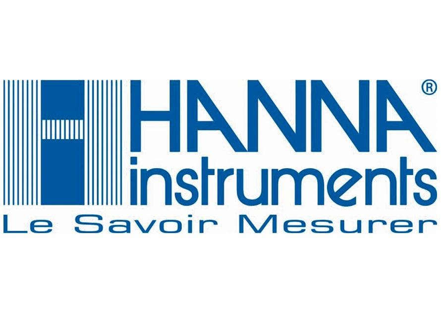 Notre partenaire Hanna Instruments