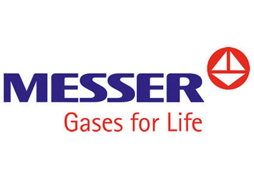 Notre partenaire Messer Gases